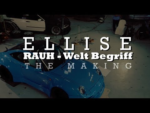 The making of RWB Ellise by Car Porn Racing