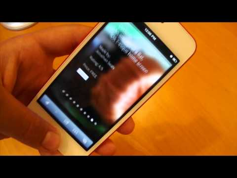 How to get themes on your iPod or iPhone Without Jailbreaking!