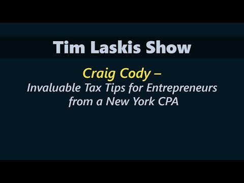 Craig Cody – Invaluable Tax Tips for Entrepreneurs from a New York CPA