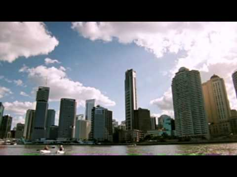 Brisbane City and the Sunshine Coast