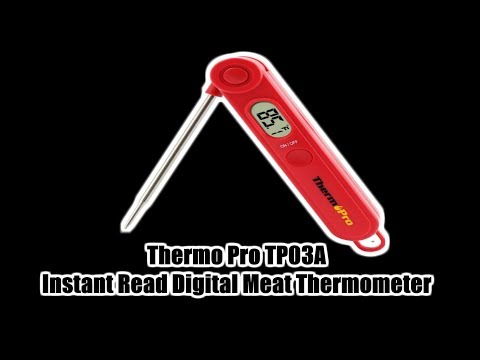Thermo Pro TP03A Instant Read Meat Thermometer