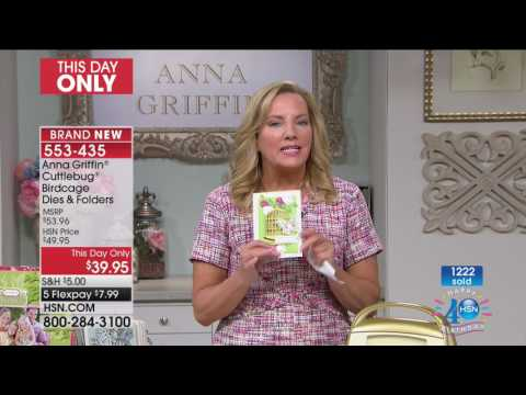 HSN | Anna Griffin Paper Crafting Celebration 07.11.2017 - 07 PM