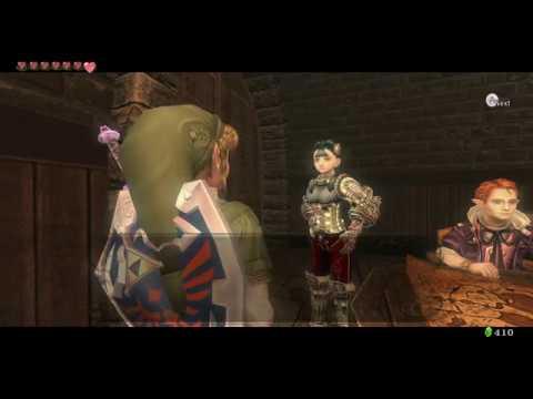 Annoying Bokoblin Plays Twilight Princess HD - Pt5 - Arbitrator's Grounds