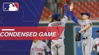 Condensed Game: NYM@WSH - 9/23/18