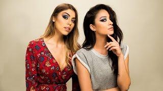 We Tried Following A NikkieTutorials Makeup Tutorial w/ PauTips | Shay Mitchell