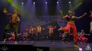 Michigan Manzil | 2017 LEGENDS Bollywood Dance Championship | [@VIBRVNCY Front Row]