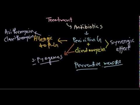 Streptococcus treatment