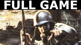 Call Of Duty 1 - Full Game Walkthrough Gameplay & Ending (No Commentary Playthrough) (COD 1 2003)