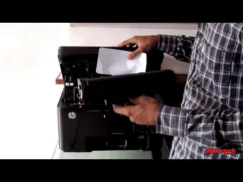 HP Printer LaserJet Pro MFP M126nw : Unboxing & Setup