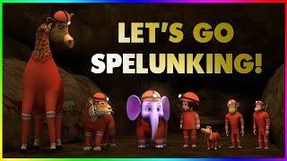 Let's Go Spelunking! (4K)