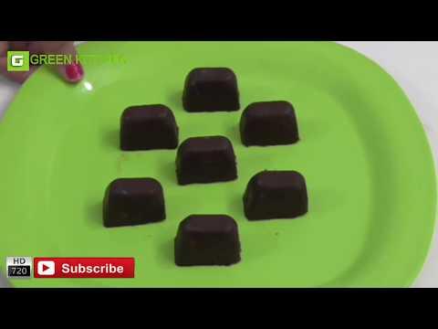 Cocoa Powder से ऐसे बनायें घर पे चोकलेट  Homemade chocolate recipe in hindi |