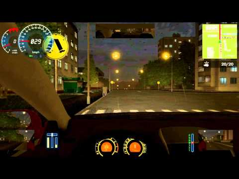 City Car Driving Career Walkthrough 3 STAR - Novice 2- Road Signs and Traffic LIghts Monitoring
