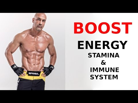 Boost your energy and stamina with one simple trick