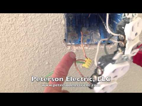 How To Identify Grounding On An Outlet Or Plug In A Home