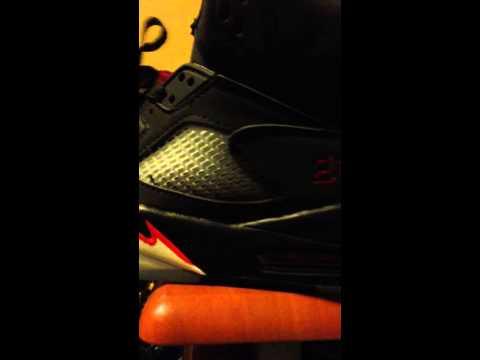 Air Jordan  Glue Stain Fix