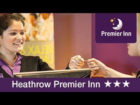 Heathrow Premier Inn Bath Road Review | Holiday Extras