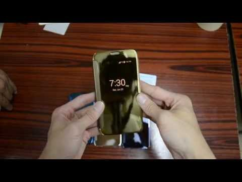 Samsung Galaxy mirror S view cover case apps