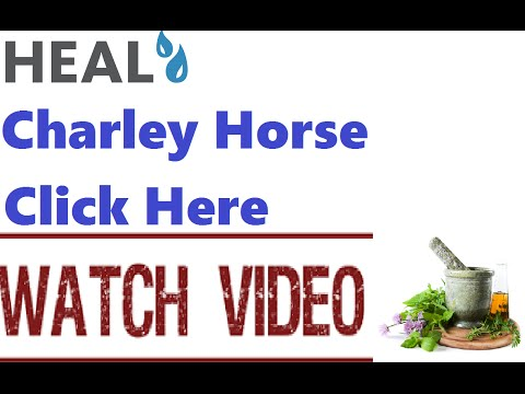 How To Get Rid Of Charley Horse