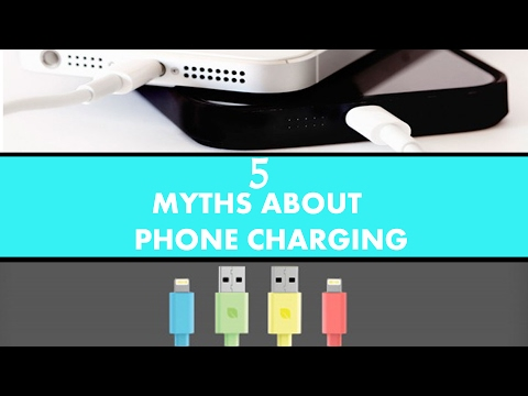 5 Common SmartPhone Charging Myths