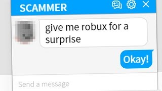 ROBLOX TROLL STEALS MY MONEY