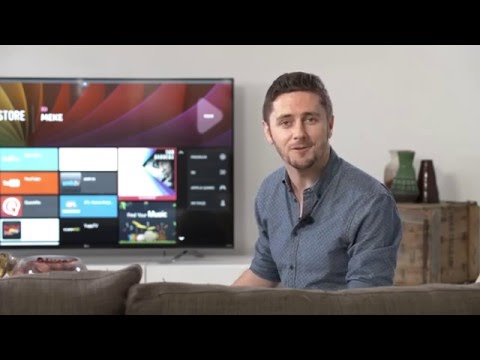 How to set up Australian Streaming Services on your LG Smart TV (including Netflix & Stan)