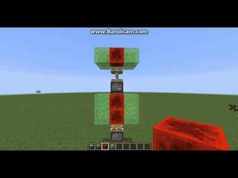 Minecraft Tutorial cara membuat roket! (1.8)