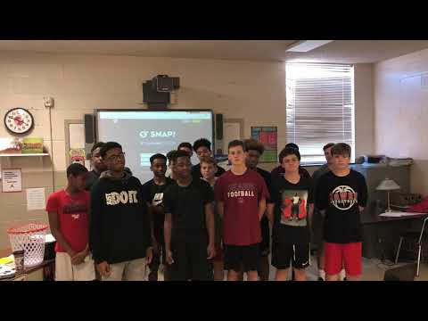 Mount Holly Middle Boys Basketball