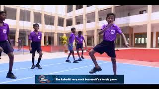 #KBDJuniors Chennai: Jeppiaar School's budding Thalaivas!