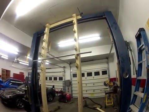 DIY Homemade Salmon ladder
