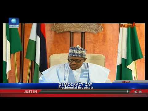 Buhari Promises To Sign Not Too Young To Run Bill into Law