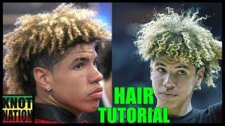 Lamelo Ball Haircut Tutorial Videos 9tube Tv