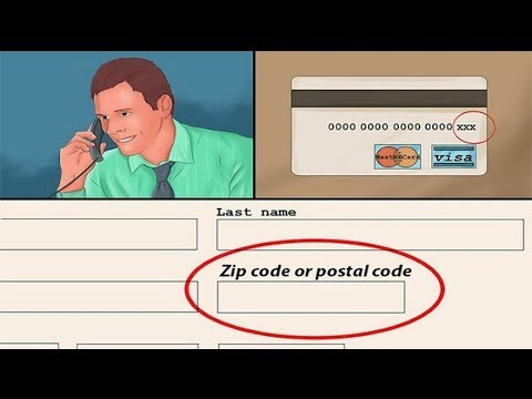 How to find your postal code/zip code by E4ExpertTeach