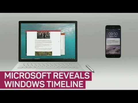 New Microsoft Graph helps connect devices to Android and iPhone
