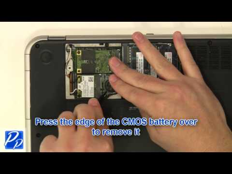 Dell Inspiron 13z (5323) CMOS Battery Replacement Video Tutorial Teardown