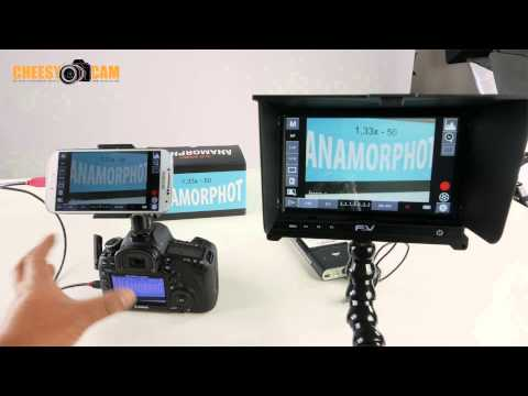 Stream DSLR Video Wirelessly to HDMI Monitor using Google Chromecast