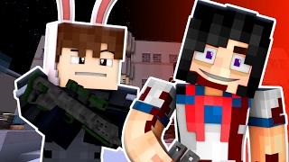 YANDERE MURDER MODE! - YANDERE MONSTER!   🐰 Minecraft Roleplay
