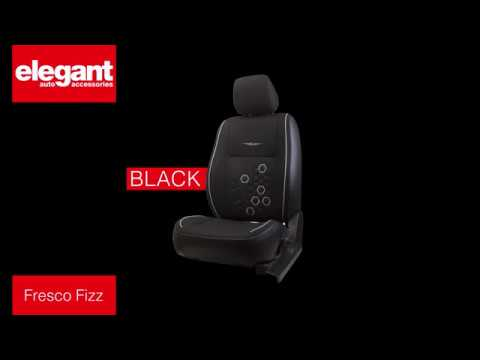 Fresco Fizz Car Seat Covers | Designer Seat Covers for Car | Premium Fabric Seat Cover