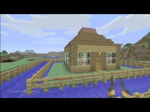 Minecraft Mob Trap Tutorial for Creepers, Skeletons, Zombies, Cows, Pigs etc.