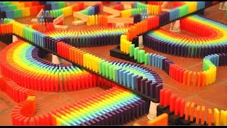30,000 Dominoes! (BMAC 10 Falldown)