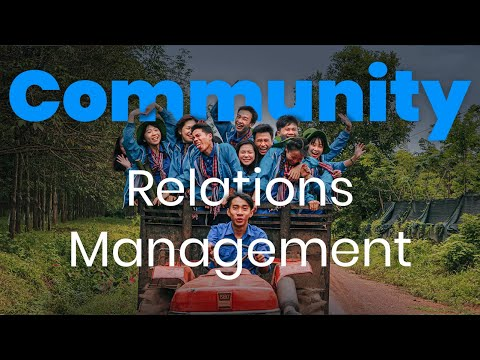 Community Relations Management - How to Prove the Value of Your Team's Work