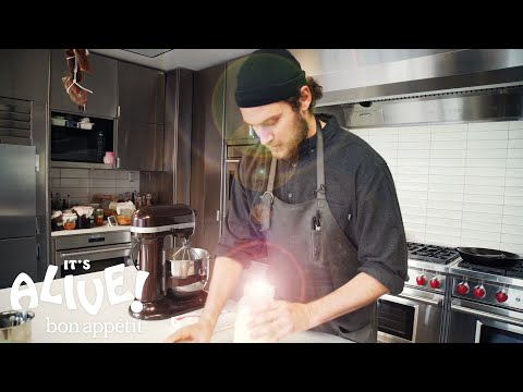 Brad Makes Cultured Butter | It's Alive | Bon Appetit