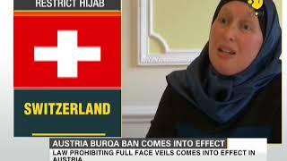 Austria Burqa Ban Comes Into Effect