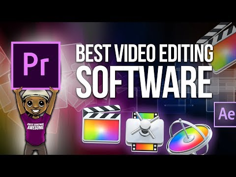 Best Video Editing Software 2018 For Mac and PC