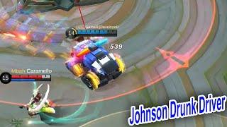 Johnson Drunk Driver