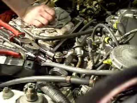 (7of8) Replace H22a Headgasket, valves, and valve seals
