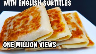 Chicken Tikka Crepes l  How to make crepes l Chicken recipes l Cooking with Benazir