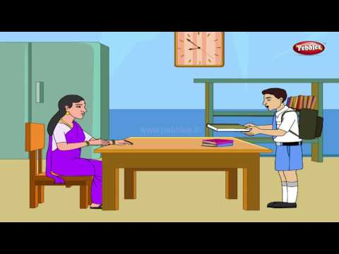 Punctuality | Moral Values For Kids | Moral Stories For Children HD