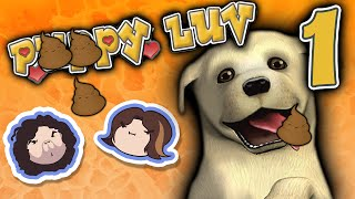 Puppy Luv: SIT I SAY!!  - PART 1 - Game Grumps