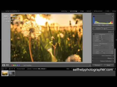 How to Process a RAW Photo Using Adobe Lightroom | Short Version