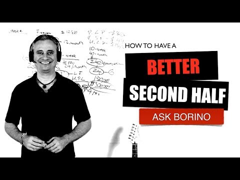 Have a BETTER Second Half - Real Estate Tips